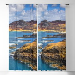 West Coast of Scotland Blackout Curtain