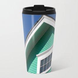 Green House Travel Mug