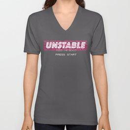 Unstable Unisex V-Neck
