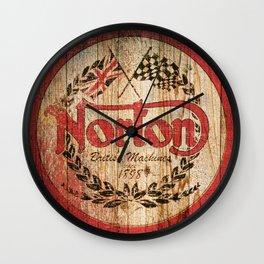 Norton Wall Clock