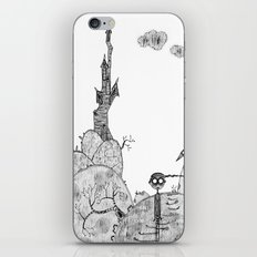 From the Castle iPhone Skin
