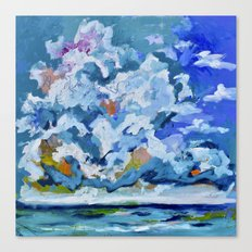 Southerly Canvas Print