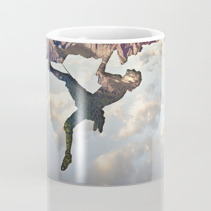 In the Sky Coffee Mug