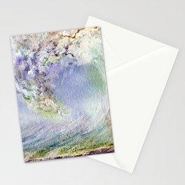 Fury Tsunami by Maureen Donovan Stationery Cards