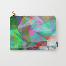 green crystal depth Carry-All Pouch
