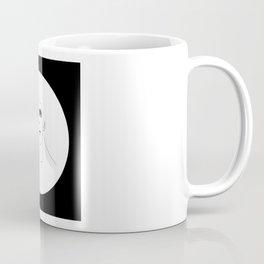 Lou Reed B & W Coffee Mug
