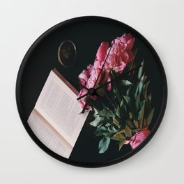 Romantic Propose  Wall Clock