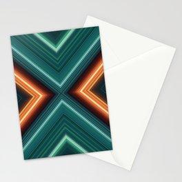 Cyberpunk Garden Stationery Cards