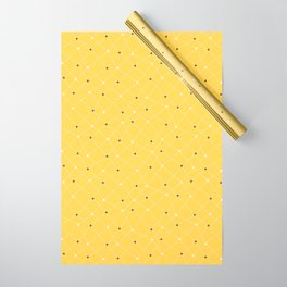 Chemistry Class Doodles - Yellow Wrapping Paper
