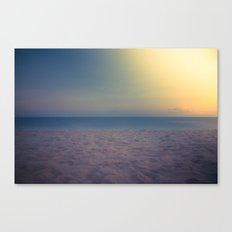 Beach, Mui Ne - Vietnam Canvas Print