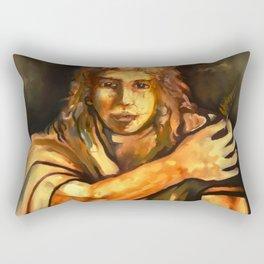 Balance of Self Rectangular Pillow