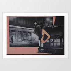 industry parts 1 Art Print