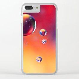 these are the magic years Clear iPhone Case