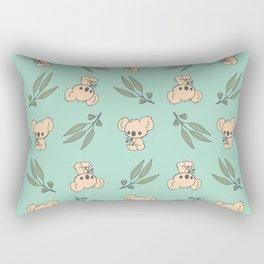 Koala Drop Bears Rectangular Pillow