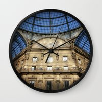 milan Wall Clocks featuring Milan by Killick