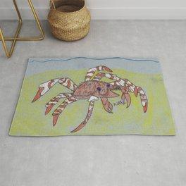 Spider Crab Rug