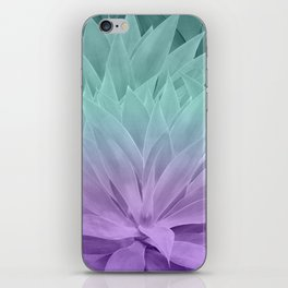 Agave Ocean Dream #2 #tropical #decor #art #society6 iPhone Skin