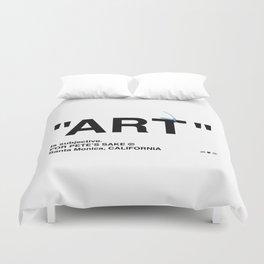 """""""ART"""" Duvet Cover"""