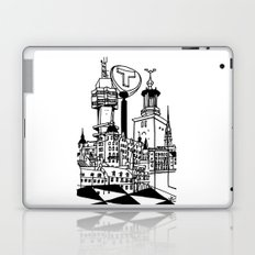 STHLM Silhouettes Laptop & iPad Skin