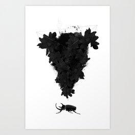 N°2 Art Print