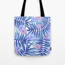 Hawaiian Pattern Tote Bag