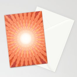 Spherical Pattern 1 Stationery Cards