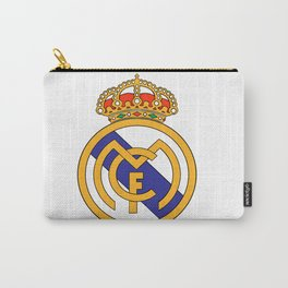Real Madrid Logo Carry-All Pouch