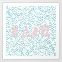 Rare Art Print