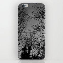 Good evening moon iPhone Skin