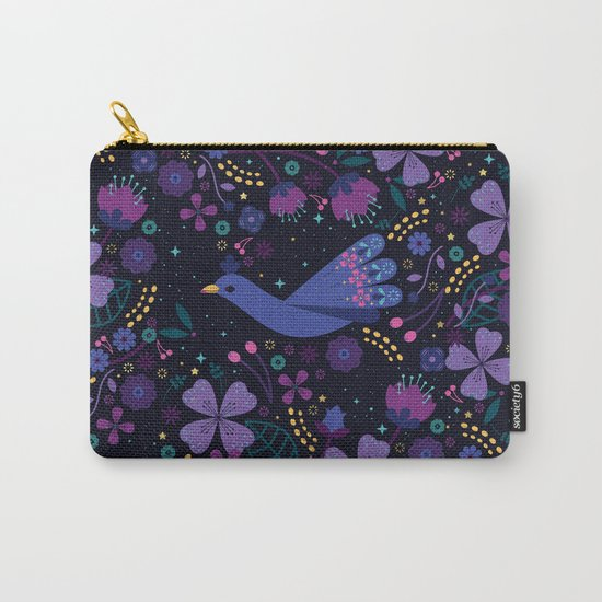 Big Blue Carry-All Pouch