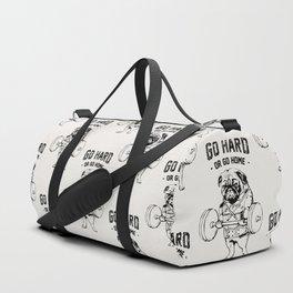 Go Hard or Go Home Duffle Bag