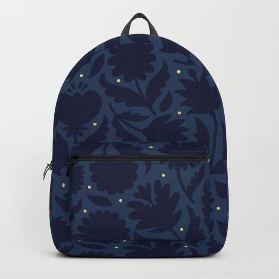 Starry sky Backpack