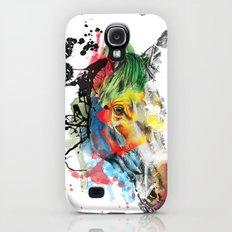 horse portrait  Galaxy S4 Slim Case