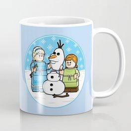 Want to Build a Snowman? Coffee Mug