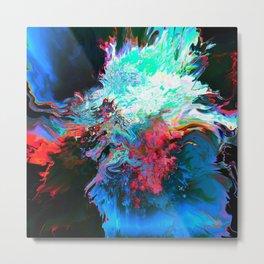 Athēnaḯs (Abstract 41) Metal Print
