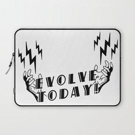 Evolve Today - Electro Bolt Laptop Sleeve