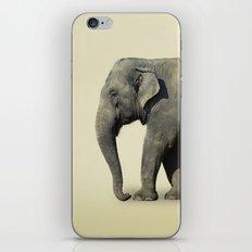 Inner Rose Elephant iPhone Skin