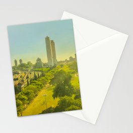 Aerial View of Rosario Coast Stationery Cards