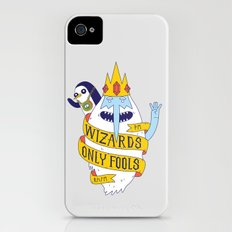 Wizards Only Fools Slim Case iPhone (4, 4s)