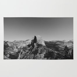 Glacier Point, Yosemite National Park VI Rug