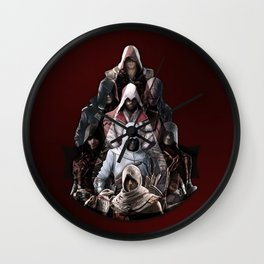Assassin's Creed Mix Wall Clock
