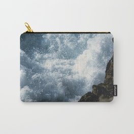 Turbulent Sea Carry-All Pouch