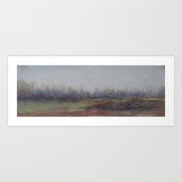 Bosque del Apache Art Print