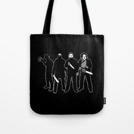 The Slashers! Tote Bag