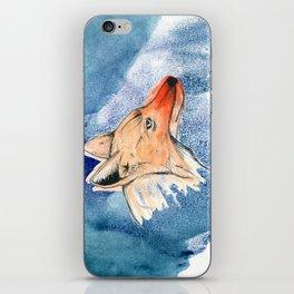 The Coyote iPhone Skin
