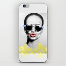 + SMOKE AND MIRRORS PRIMARY + iPhone Skin