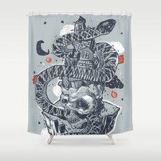 stillill Shower Curtain