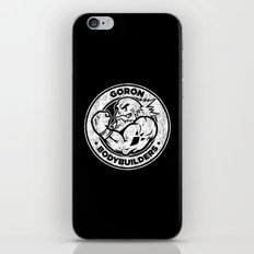 Goron Bodybuilders iPhone & iPod Skin
