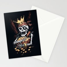 My Treasure Stationery Cards