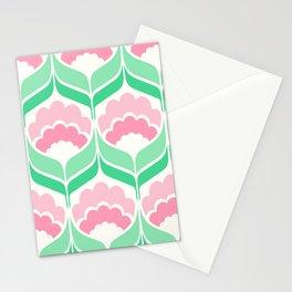 Mavis Mint Stationery Cards